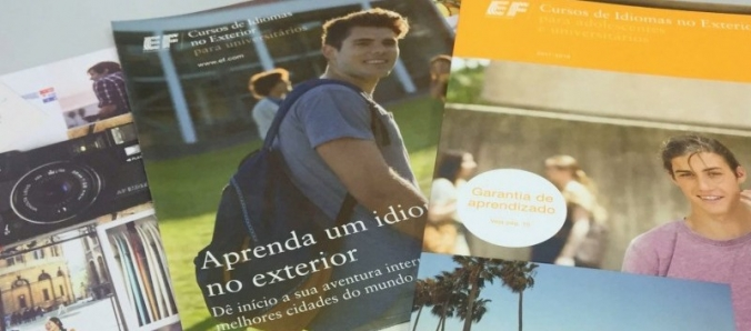 Unesc e EF Education First lançam programa de intercâmbio de férias